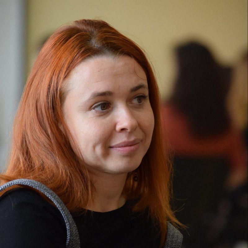 Анастасия Барановская