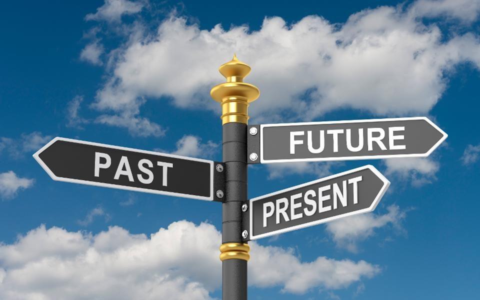Терапевтический шаттл - Между прошлым и будущим